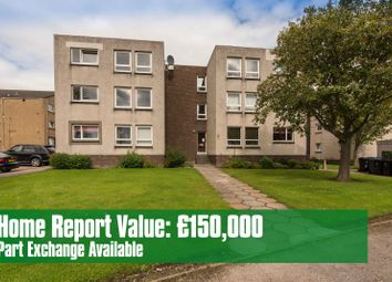 Thumbnail 2 bed flat for sale in Grampian Gardens, Dyce, Aberdeen