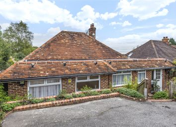Thumbnail 4 bed bungalow for sale in Folly Hill, Farnham, Surrey
