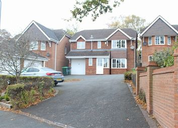 Thumbnail 4 bed detached house for sale in Old School Drive, Rowley Regis, West Midlands