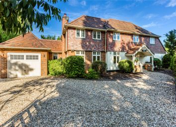 Thumbnail 4 bed detached house for sale in Milley Road, Waltham St. Lawrence, Reading, Berkshire