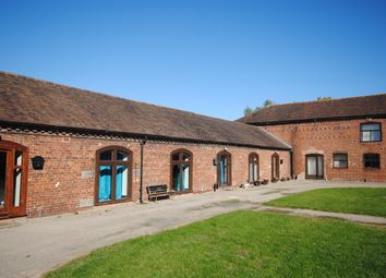 Thumbnail 1 bed barn conversion to rent in Leasowes Courtyard, Crudgington, Telford