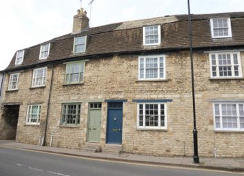 Thumbnail 2 bed terraced house to rent in Scotgate, Stamford