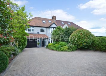 Thumbnail 4 bed semi-detached house for sale in Swanley Bar Lane, Little Heath, Herts