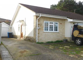 Thumbnail 3 bed bungalow to rent in Tadden Walk, Broadstone, Dorset