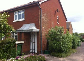 Thumbnail 1 bedroom flat to rent in Kirtley Close, Drayton