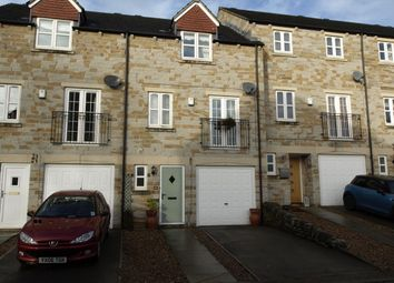 Thumbnail 3 bed town house for sale in Brook Meadows, Denby Dale, Huddersfield