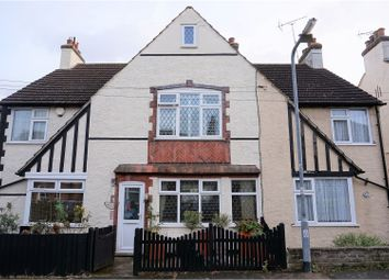 Thumbnail 3 bed terraced house for sale in Cloverly Road, Ongar