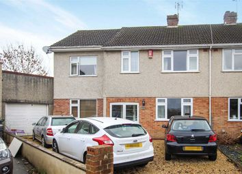 Thumbnail 5 bed semi-detached house for sale in Lulworth Crescent, Downend, Bristol