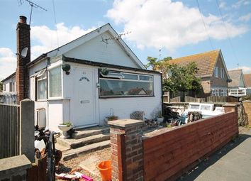 Thumbnail 3 bedroom bungalow for sale in Garden Road, Jaywick, Clacton-On-Sea