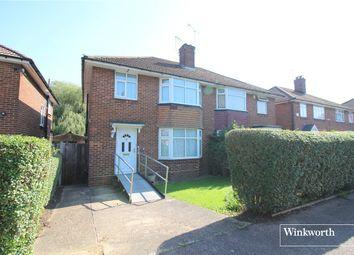 Featherstone Gardens, Borehamwood, Borehamwood, Hertfordshire WD6. 3 bed semi-detached house
