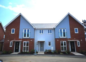 Thumbnail 2 bedroom terraced house for sale in Sunflower Lane, Polegate