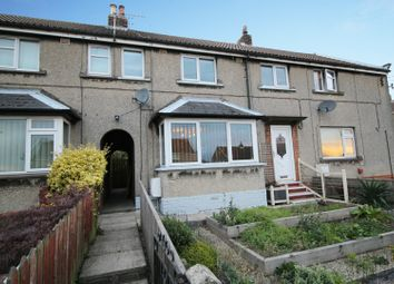 Thumbnail 3 bed terraced house for sale in The Crescent, Bishop Auckland, Durham