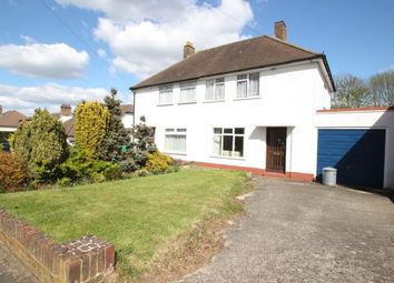 Thumbnail 2 bed semi-detached house for sale in Haileybury Road, Orpington, Kent