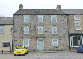 Thumbnail 1 bed flat to rent in Market Place, St Johns Chapel, Bishop Auckland