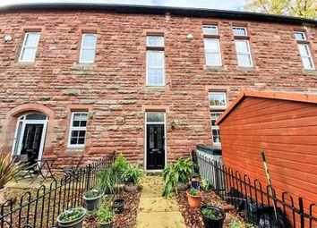 Thumbnail 2 bedroom maisonette for sale in Oval Court, Carlisle
