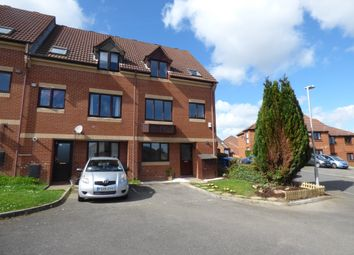 Thumbnail 3 bedroom end terrace house for sale in Sixpenny Close, Parkstone