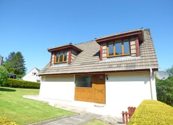 Thumbnail 4 bed bungalow for sale in Rosemount Place, Gourock