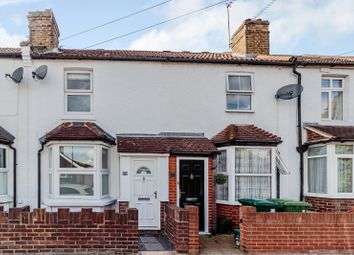 Thumbnail 2 bed terraced house to rent in Sheep Walk, Shepperton
