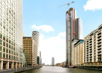 Thumbnail 3 bedroom flat for sale in South Quay Plaza, Canary Wharf, London
