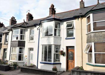 Thumbnail 3 bed terraced house for sale in Northfield Road, Okehampton