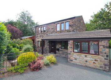 Thumbnail 4 bed detached house for sale in Spring Grove, Clayton West, Huddersfield