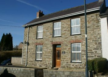 Thumbnail 5 bed terraced house for sale in 1, Well Street, Llandysul
