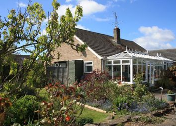 Thumbnail 2 bedroom semi-detached bungalow for sale in Slade Close, Ottery St. Mary