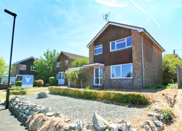 Thumbnail 3 bed detached house for sale in Yarborough Close, Godshill, Ventnor
