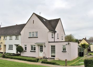 Thumbnail 3 bed semi-detached house for sale in Thaxted, Dunmow, Essex