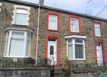 Thumbnail 3 bedroom terraced house to rent in Protheroe Street, Maesteg, Mid Glamorgan