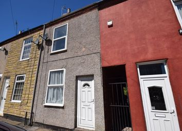 Thumbnail 2 bedroom terraced house for sale in Harwood Place, Sutton-In-Ashfield
