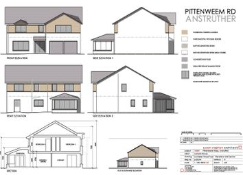 Thumbnail 5 bedroom detached house for sale in Pittenweem Road, Anstruther