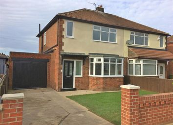 Thumbnail 3 bed semi-detached house for sale in Kingsley Avenue, Hartlepool, Hartlepool