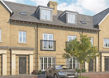 "Thumbnail 4 bed property for sale in ""The Andrews"" at Portland Gardens, Marlow"