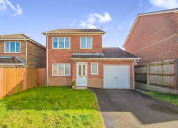 Thumbnail 3 bed detached house for sale in Meiros Close, Llanharan, Pontyclun
