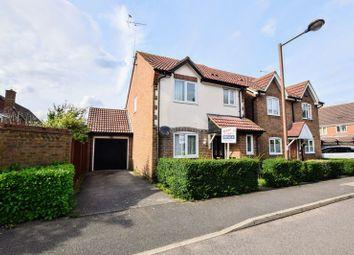 3 bed detached house for sale in Wallinger Drive, Shenley Brook End, Milton Keynes MK5