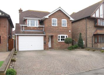 Thumbnail 4 bed detached house for sale in Papenburg Road, Canvey Island