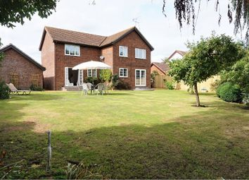 Thumbnail 5 bed detached house for sale in The Street, Hacheston, Woodbridge