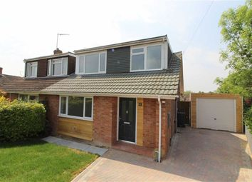 Thumbnail 4 bed semi-detached house for sale in Althorp Close, Tuffley, Gloucester