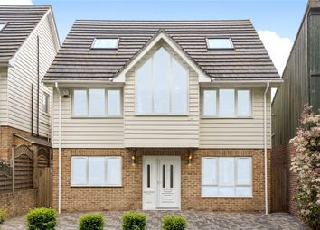 Thumbnail 4 bed detached house for sale in Willow Walk, Locksbottom, Kent