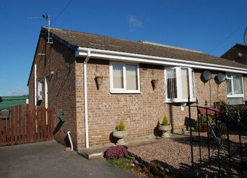 Thumbnail 2 bed semi-detached bungalow to rent in St. Georges Court, Havercroft, Wakefield