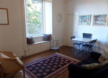 Thumbnail 1 bed flat to rent in West Montgomery Place, Leith, Edinburgh