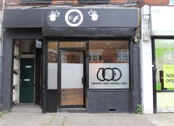 Thumbnail Retail premises for sale in Romford Road, London