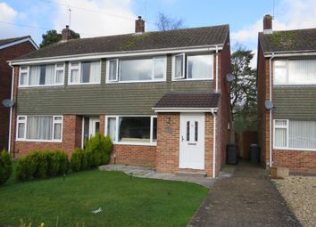 Thumbnail 3 bed semi-detached house for sale in Cedar Crescent, North Baddesley, Southampton