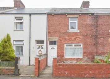Thumbnail 2 bed terraced house for sale in Percy Terrace, Stanley