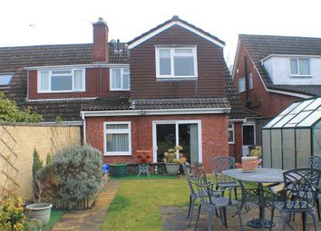 Thumbnail 4 bed semi-detached house for sale in Whitchurch, Bristol