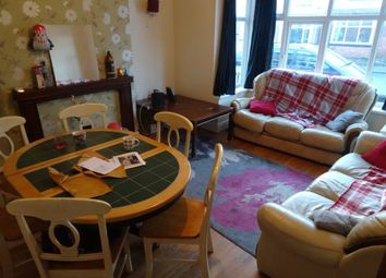 Thumbnail 6 bed terraced house to rent in Estcourt, Headingley