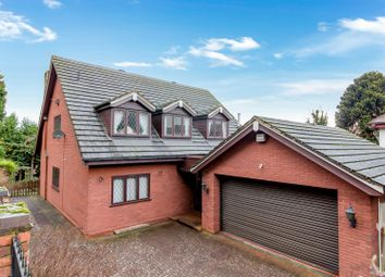 Thumbnail 3 bed detached house for sale in The Avenue, Penn, Wolverhampton