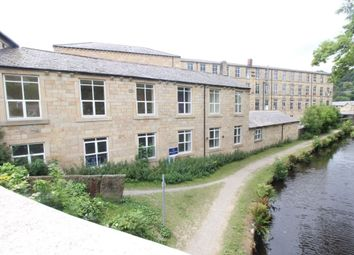 Thumbnail 2 bed flat for sale in Hollins Mill Hollins Road, Todmorden