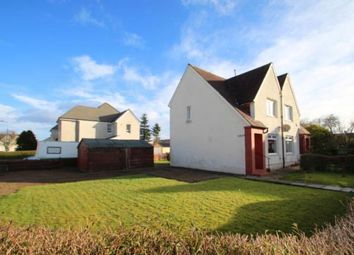 Thumbnail 2 bed semi-detached house for sale in Fulwood Avenue, Linwood, Paisley, Renfrewshire